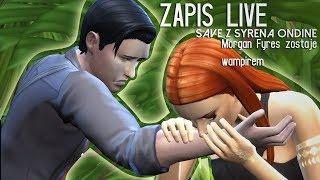???? LIVE ???? SAVE z SYRENAMI -THE SIMS 4 WYSPIARSKIE ŻYCIE - Pobudujemy, pogramy - Na żywo