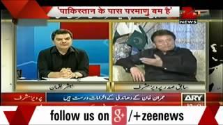 narendra modi is anti pakistan anti muslim pervez musharraf warning india
