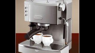 DeLonghi EC702 15-Bar-Pump Espresso Maker, Stainless Unbox / Review Random Curiosities Episode 15