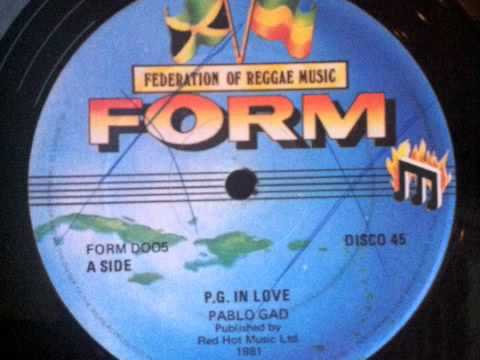 Pablo Gad- P.G. In Love 12