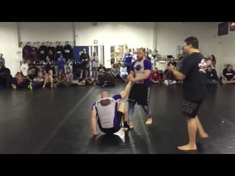 Bryan Brown vs Tom Carbone Sub-Concious Super Fight 10-10-15