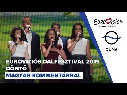 Eurovision Song Contest 2015 Final - Duna HD (Hungary)