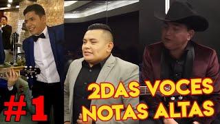 Las notas mas altas de las 2das Voces del Regional Mexicano - Episodio 1