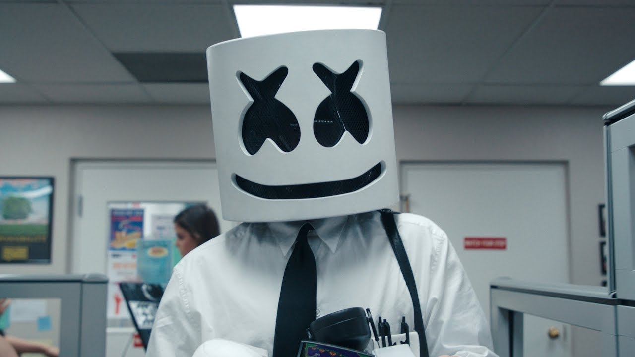 Marshmello Power Official Music Video Youtube
