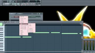 FL Studio 10 Piano Roll Tutorial