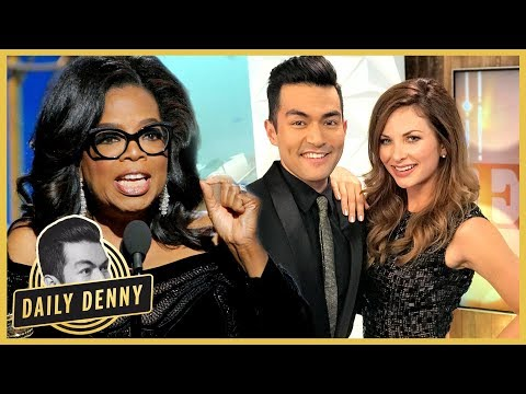 Golden Globes 2018: What You Didn't See On TV! Behind The Scenes & After Parties | Daily Denny LIVE