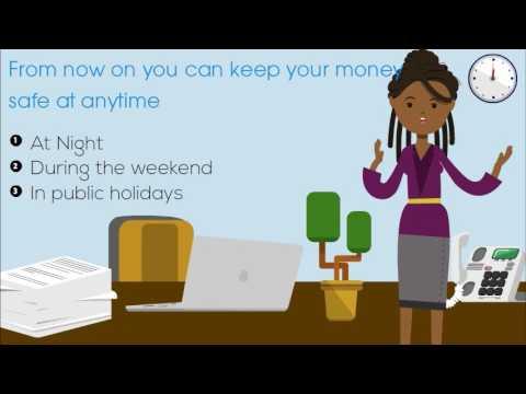 BRED Bank Vanuatu - Night Safe Deposit