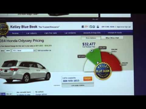 Using KBB To Justify And Defend The New Car Price