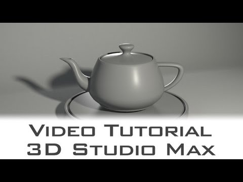 Tutorial - Creating a 3 Point Lighting Rig in 3D Studio Max