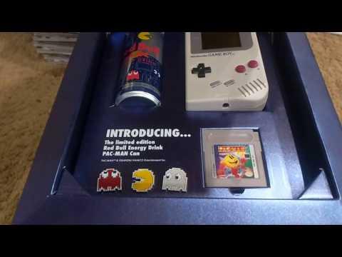 Pac-Man Redbull Press Kit