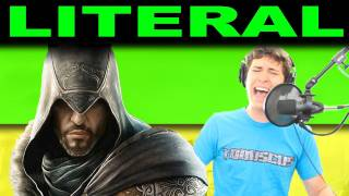 Repeat youtube video LITERAL Assassin's Creed Revelations TRAILER LIVE