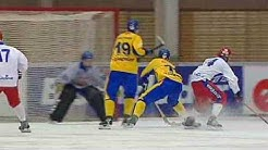 Sweden grabs World Bandy Championship