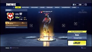 Trolling a kid on fortnite! End up wining