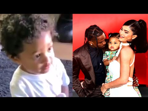 Watch Kylie Jenner's Daughter Stormi CRASH Dad Travis Scott's Instagram Live