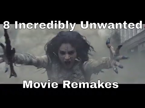 8 Incredibly Unwanted Movie Remakes