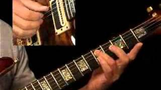 Blues Guitar Lessons - #3 Dominant Blues - Bluesology