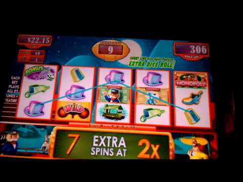 Full Download Live Play On Monopoly Party Train Slot Machine