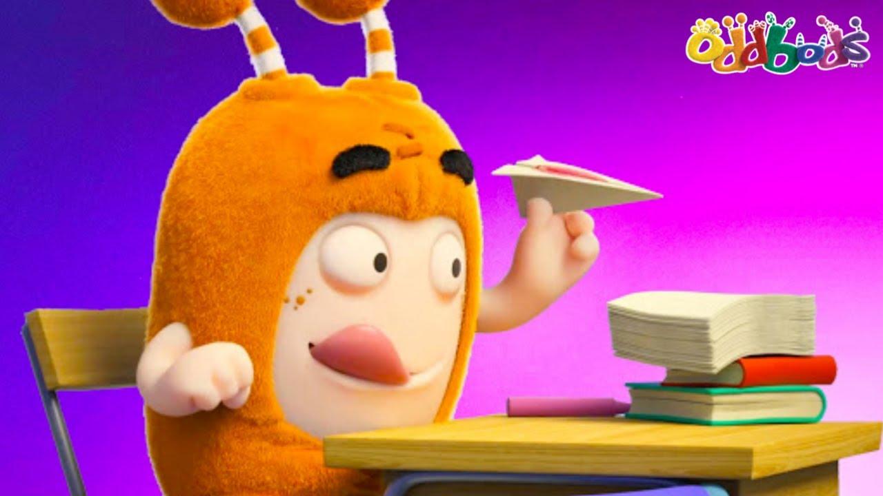 Oddbods   नया   Fond School Memories  -  स्कूल की प्यारी यादें   बच्चों के लिए मज़ेदार कार्टून