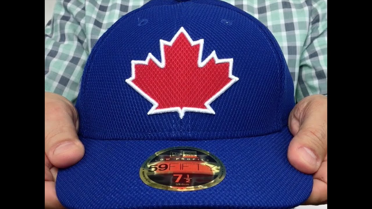 b1ee26d7726 Blue Jays  LOW-CROWN  ALTERNATE-2 Fitted Hat by New Era - YouTube