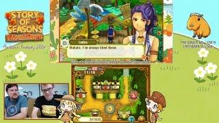 XSEED XSTREAM: STORY OF SEASONS: Trio of Towns Gameplay!
