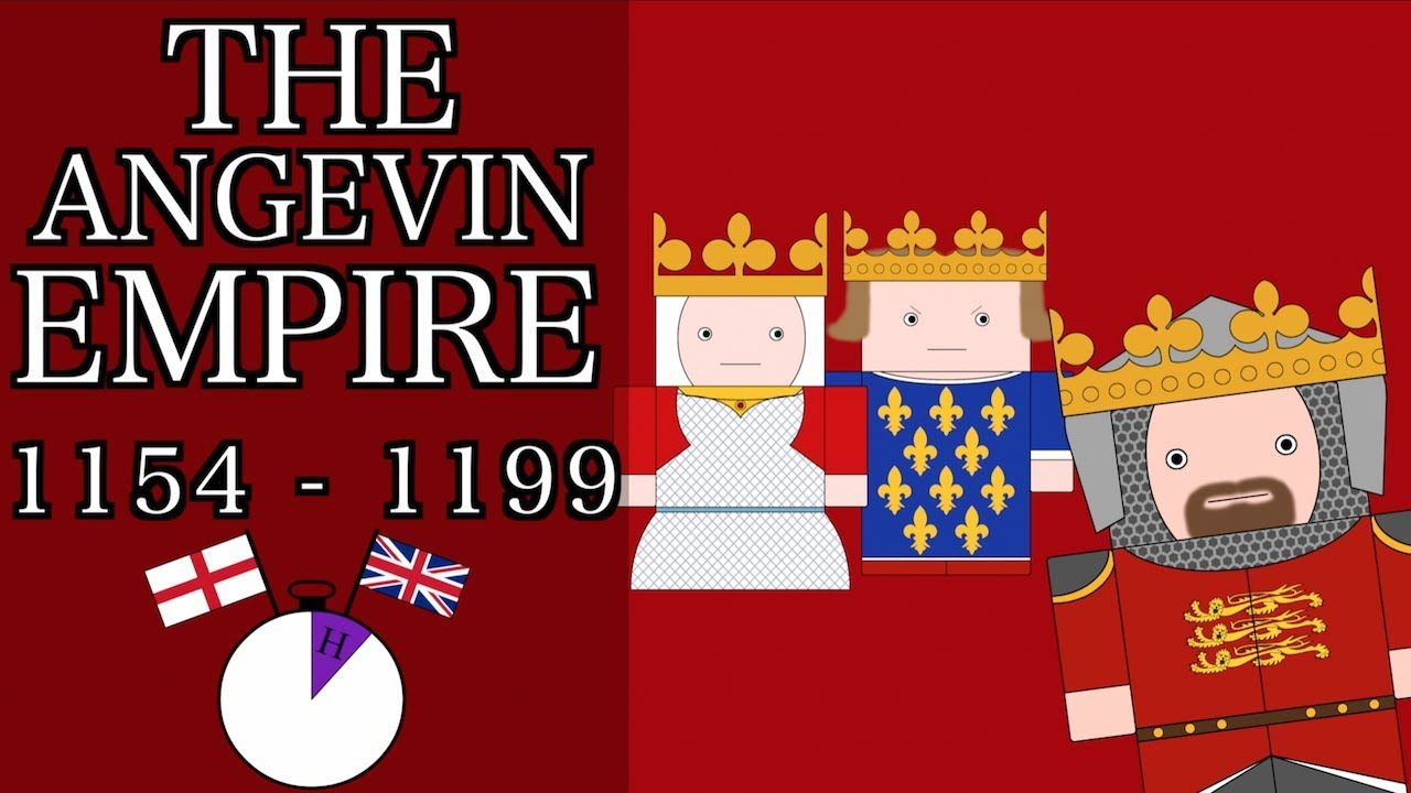 Download Ten Minute English and British History #10 - The Angevin Empire and Richard the Lionheart