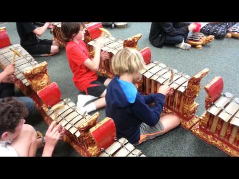 Gamelan, del mar heights elementary school 2