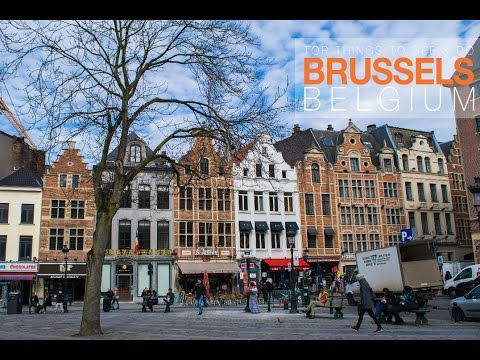 Brussels, Belgium | Europe's Capital | Things to do & places to see.
