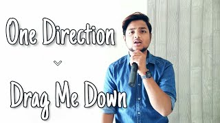 One Direction :- Drag me down [Cover by Abi] #1d