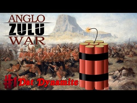 Mount And Blade Warband Anglo Zulu Mod: Episode 1 - Dat Dynamite