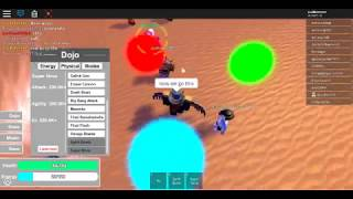 roblox dragon ball rage how to do some artist