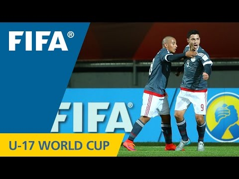 Highlights: Syria V. Paraguay - FIFA U17 World Cup Chile 2015