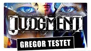 Gregor testet Judgment ~ Detektiv Conan trifft Yakuza (Review / Test)