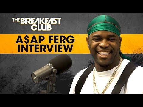 A$AP Ferg Talks His New Mixtape, Addresses A$AP Bari, Upcoming Collabs & More