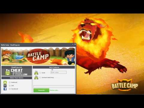 Battle Camp Cheats working as of 2014 latest Update