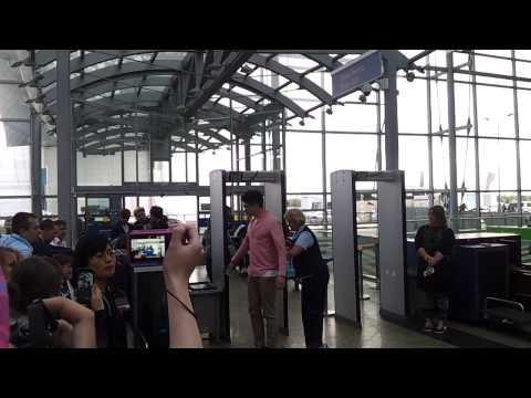 140616 BTS (방탄소년단) @ Sheremetyevo International Airport, Russia