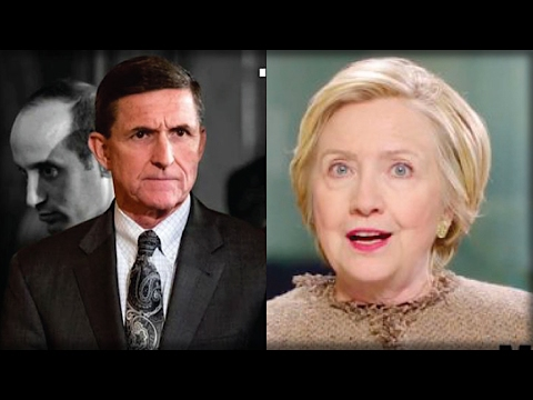 RIGHT AFTER MIKE FLYNN RESIGNED, HILLARY CLINTON SAID SICKEST THING EVER TO HIM…