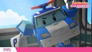 🚨 Daily life Safety with AMBER | EP 18 | Robocar POLI | Kids animation