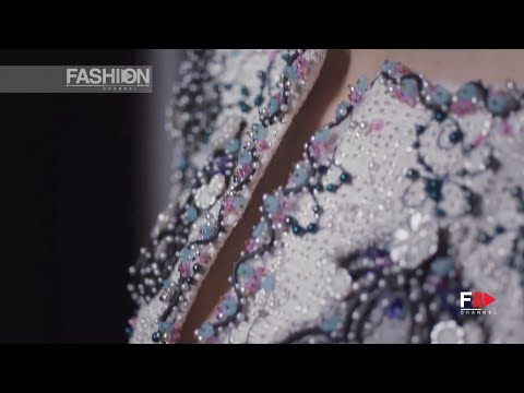 CHANEL Details of the Fall 2016 Haute Couture Paris by Fashion Channel