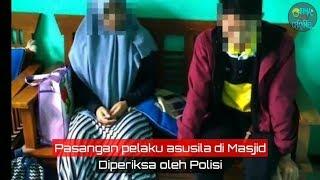 Mahasiswa Mesum Di Masjid Tuntang, Salatiga Semarang