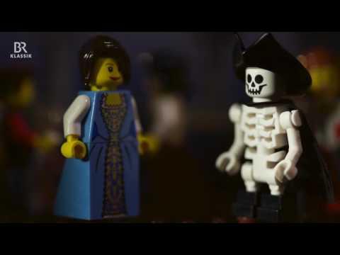 Lego Oper- Der Fliegende Holländer - BR-KLASSIK