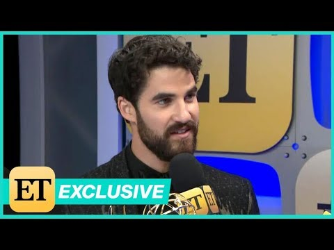Emmys 2018: Darren Criss on His Sweet ShoutOut To His Fiancee Exclusive