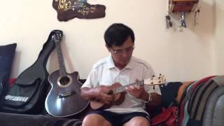 Rừng xanh vang tiếng Ta Lư - phiên bản Ukulele - Ba Thảo
