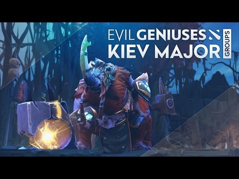 Kiev Major Group Stage - EG Highlights