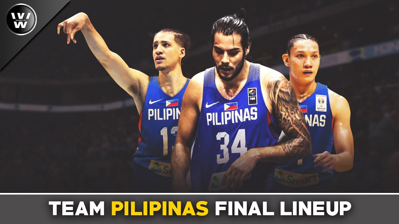 Final Lineup of Team Pilipinas vs Iran | Nasaan si Greg? | 4th Window