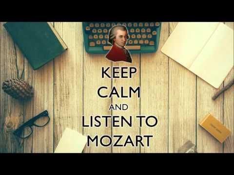 Klassische Musik für Studium und Konzentration Mozart Studie Musik, Entspannende Musik Instr