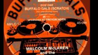 Malcolm Mclaren & The World Famous Supreme Team Buffalo Gals