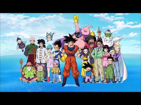 Dragon Ball Super LatinoI HD Opening [OFICIAL] I JOSAFAT ESPINOSA ((stereo)) I Cartoon Network