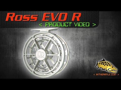 Ross Reels - EVO R Fly Reel