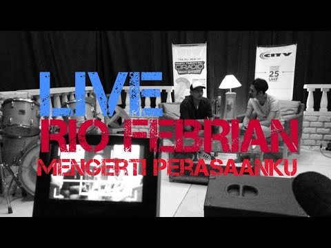 Rio Febrian - Mengerti Perasaanku (Live CITV Cirebon)