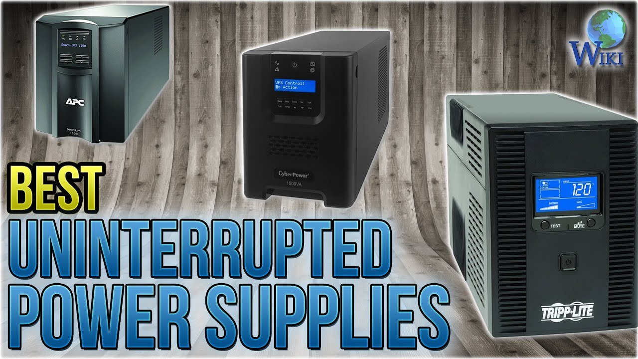 Top 10 Uninterrupted Power Supplies of 2019 | Video Review